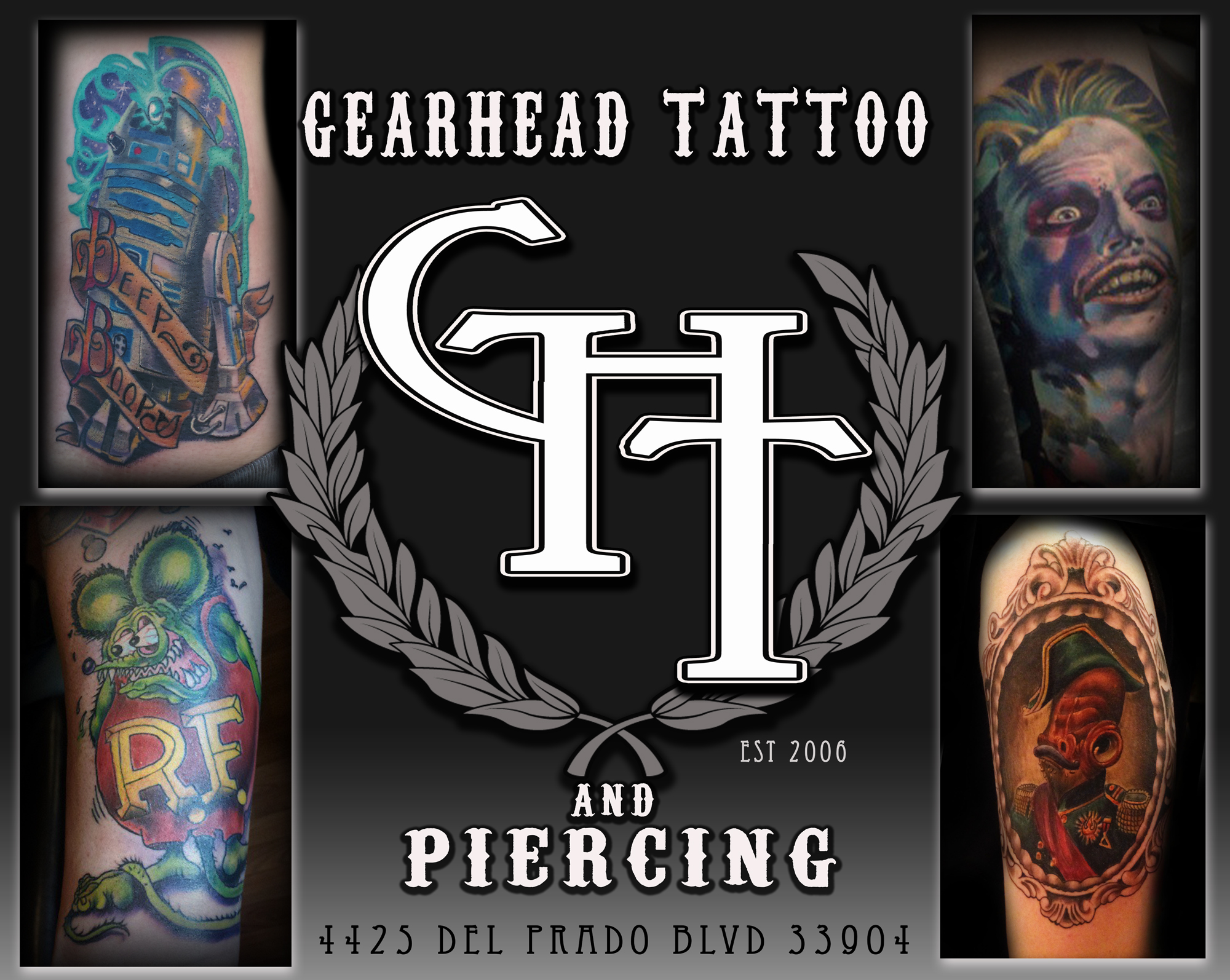 Home for Tattoo shops cape coral